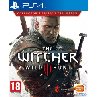 Sony Ps4 Game The Witcher 3 Wild Hunt