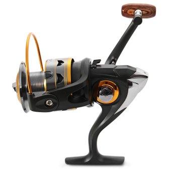 Spinning Fishing Reel 11BBs 5.2 : 1 6000 (Gray) - Intl