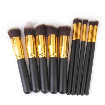 S & F Phenovo Makeup Brushes Set 10 Pcs