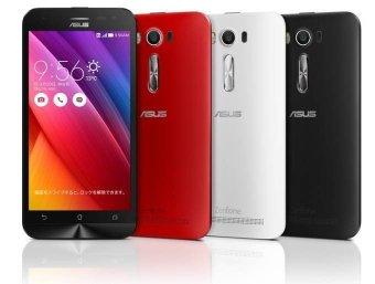 Asus Zenfone 2 Laser ZE500KG-1A23ID - 16 GB - Hitam