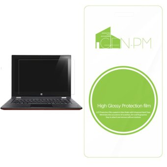 GENPM High Glossy Samsung NT/NP500R5K Laptop Screen Protector LCD Guard Protection Film
