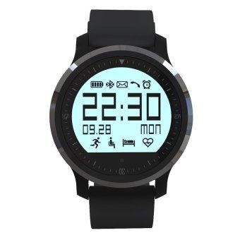 Smart Watch F68 Wristwatch Smartwatch IP67 Waterproof Smart Watch (Black) (Intl)