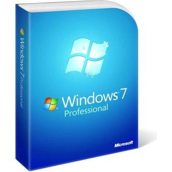 Microsoft Windows 7 Profesional OEM - 64bit