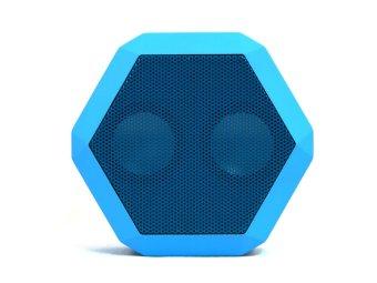 Wireless Bluetooth Speaker Boombot REX - Biru Elektrik