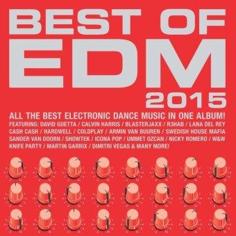 Warner Music Indonesia Various Artist Best Of Edm 2015