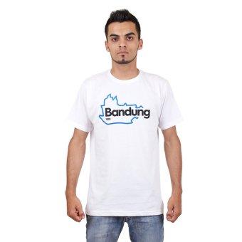 Invictus Kaos Bandung 1810 - Putih