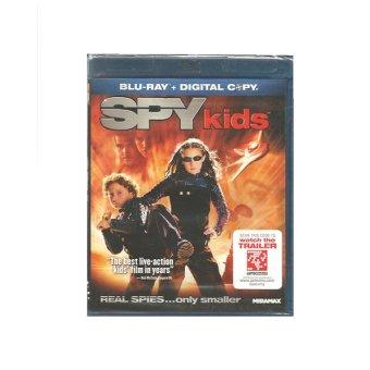 Lionsgate Films Spy Kids Trilogy 1 - 2 - 3 Blu-ray