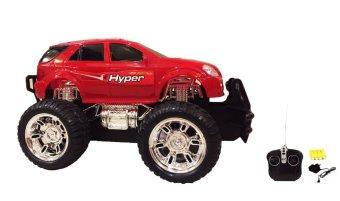 Harga Spesifikasi TM Famous Kecil R/C Mobil Gunung - Merah Terbaru - Cek Kelebihan