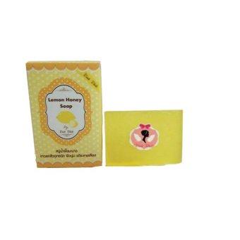 Wink White Gluta Lemon Soap