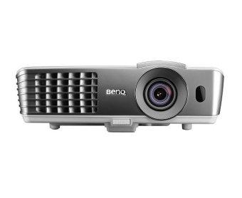 BenQ Home Cinema Projector W1070+ Full HD - Putih
