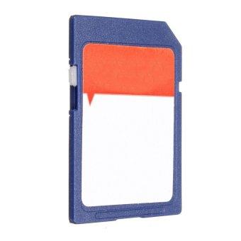 2pcs* YUNNUO HKS Chiave Penna 4GB Swivel Chiavetta USB 2.0 Flash Stick Memory Black - Intl