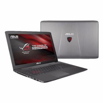 Jual ASUS ROG GL752VL - I7 6700HQ/ 16GB DDR4/ 128GB SSD + 1TB/ GTX965M 4GB DDR5/ W10/ 17.3FHD/ METAL BODY