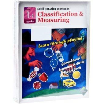 Genii Buku Panduan Full Step (Steps 1-1,1-2,1-3,1-4) - Buku Panduan Latihan 4 Tahun Keatas