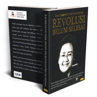 Suka Buku - Revolusi Belum Selesai