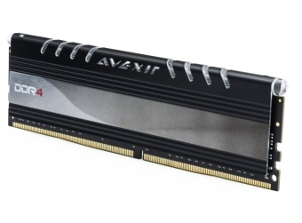 harga Avexir Core Series DDR4 4GB x2 Dual Channel Blue LED Lazada.co.id