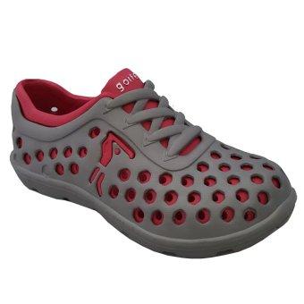 Flipflop Sepatu Pria Golfer 199 - Abu