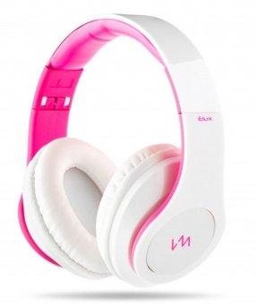 VM Headphone EXHB 200 Putih - Pink