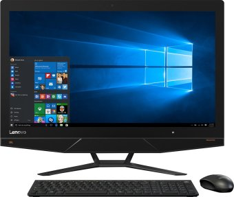 Lenovo AIO 700 24ISH 9ID - i5-6400 - 4GB - 1TB - NVIDIA GeForce GT 930A 2GB - Windows10 - 24