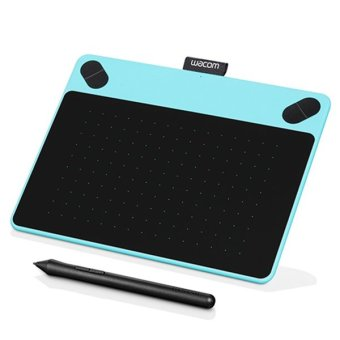 Wacom CTH-690/B0-C - Intuos Art Pen & Touch Medium Mint Blue