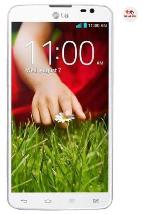 LG Optimus G Pro Lite Dual D686 - 8GB - Putih