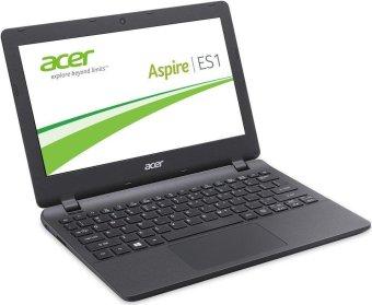 harga Acer Aspire ES1 131 N3050 - 11.6 - Intel - 2GB RAM - 500GB - Dos Black Lazada.co.id