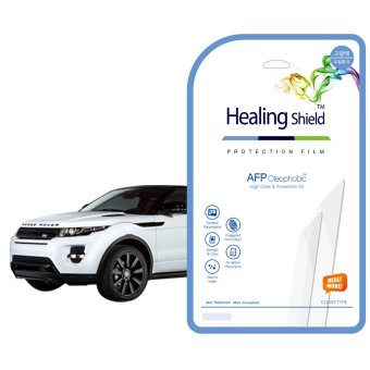 HealingShield Landrover Range Rover Evoque Clear Type Navigation Screen Protector