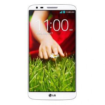 LG G2 D802 32GB - White - Free Flip Cover