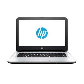 HP 14-AC001TU SILVER - Intel Celeron N3050 - 2GB - 500GB - DOS