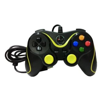 XTech Gamepad Inferno Single XG-881S Best Waranty - Hitam