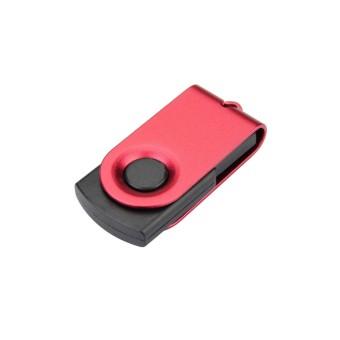 512MB Wasserdicht Drehbar USB 2.0 Memory Stick Flash Pen Drive Speicherstick Neu Red (Intl)