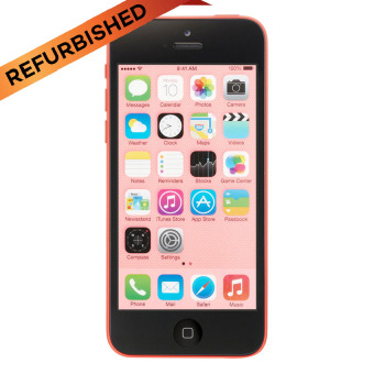 Refurbished Apple iPhone 5C - 16 GB - Pink - Grade A