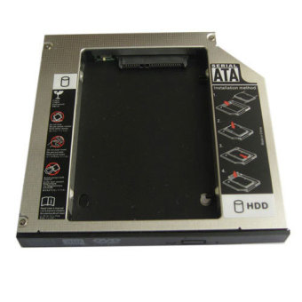 Generic 2nd Hard Drive Hdd Ssd Caddy for Acer Travelmate 4010 4500 6292 Swap Sosw-852s Uj-820b- Intl