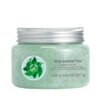 The Body Shop Green Tea B/ Scrub 250Ml
