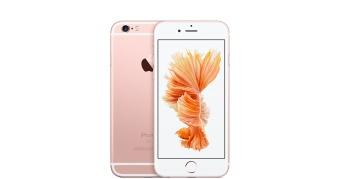 Apple iPhone 6s Plus - 16GB - Rosegold