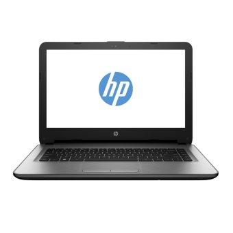 HP 14-AC603TU - N3700 - 14 Inch - 2GB - Win 10 - Hitam