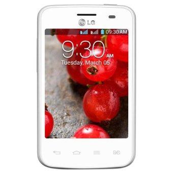 LG Optimus L3ii Dual E435 - Putih