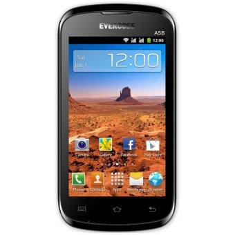 EVERCOSS A5B - Dual GSM - Hitam