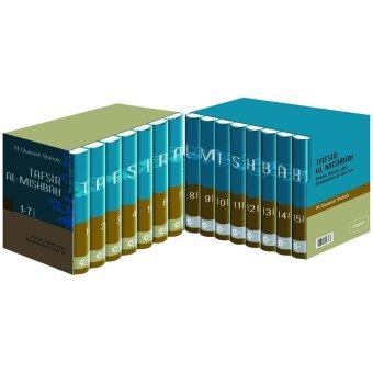 Lentera Hati Tafsir Al-Mishbah Lengkap - Buku Islam