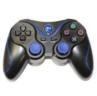 Wireless Bluetooth 3.0 Gamepad (Blue) (Intl)