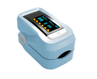 Acediscoball Finger Oximeter Portable