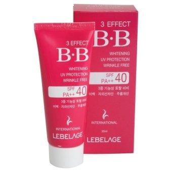 Lebelage 3 Effect B.B Spf 40 Pa ++ 30ml