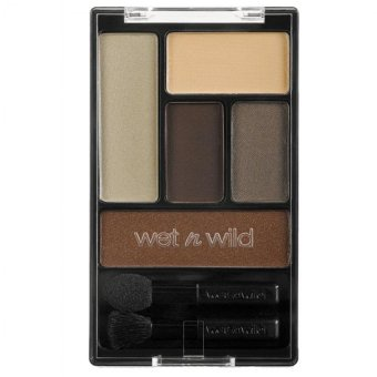 Wet N Wild Color Icon Eyeshadow Palette E3951- The Naked Truth