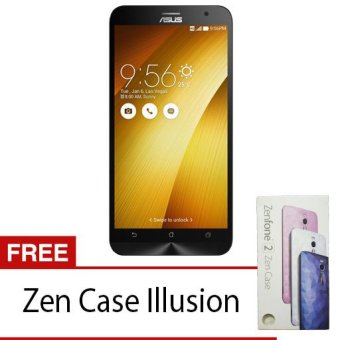 Asus Zenfone 2 ZE551ML - 32 GB - Gold + Gratis Zen Case Illusion