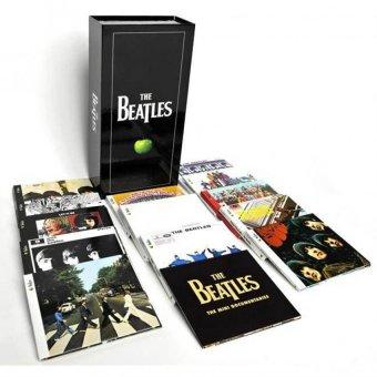 Brand CD The beatles stereo box set 16CDs &1DVD box sets (Intl)