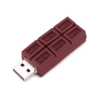 Incipient Chocolate Design Flash Drive 16GB