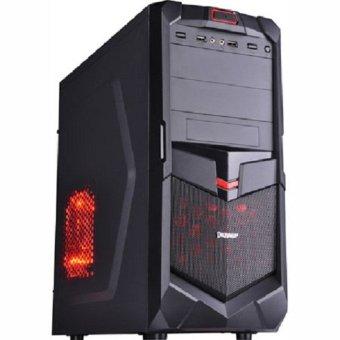 AMD A4 6300 3.7GHz Komputer Rakitan Warnet - 4GB RAM - AMD