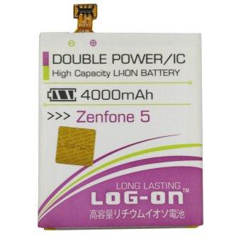 Log On Battery For Asus Zenfone 5 terpercaya