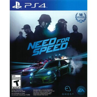 Sony PS4 Games Need For Speed Region 3
