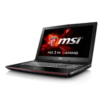 MSI GP62 6QE Leopard Pro - RAM 4GB - Intel Core i7 6700HQ - 15.6