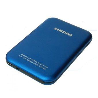 Jual Samsung External Case 2.5 Sata USB 2.0 - Biru